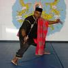 Maha Guru Richard Crabbe de-Bordes :: The Black Tiger